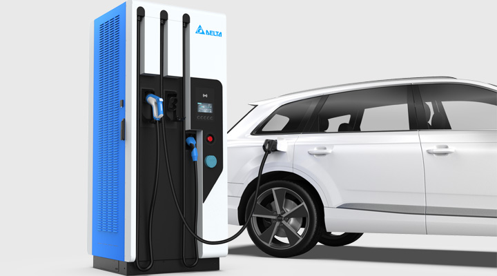 Ultra Fast Charger - Charge with up to 150 kW